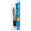 Paper Mate Profile Elite Retract. Ballpoint Pens - Bold Point Type - Black - 2 / Pack