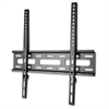 "Mounting Bracket for TV - 22"" to 46"" Screen Support - 66 lb Load Capacity - Steel - Black"