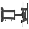 "Lorell Mounting Arm for Flat Panel Display - 26"" to 46"" Screen Support - 80 lb Load Capacity - Steel - Black"