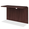 "HON HON 10700 Series Wood Laminate Office Suites - 42"" x 20"" x 29.5"" - Waterfall Edge - Material: Hardwood - Finish: Laminate, Mahogany"