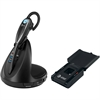 AT&T DECT 6.0 Cordless Headset/Softphone with Lifter; up to 500 ft range - Mono - Black - Wireless - DECT - 500 ft - Over-the-ear, Over-the-head, Behind-the-neck - Monaural - Open - Noise Cancelling M
