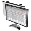 "Compucessory 22""-24"" Privacy/Antiglare Filter Black - For 22""Monitor"