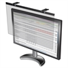 "Compucessory 22""-24"" Privacy/Antiglare Filter Black - For 24""Monitor"