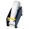 "Adhesive-back Clear 1-1/2"" Dia Mailing Seal - 1.50"" Diameter - 3000 / Roll - Circle - 3"" Core - Clear - 3000 / Roll"
