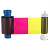 SICURIX MA250YMCKOK Printer Ribbon Cartridge - Dye Sublimation, Thermal Transfer - 250 Images - 1 Each