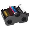 SICURIX Ribbon Cartridge - Alternative for Fargo (45010) - Dye Sublimation, Thermal Transfer - 200 Images - YMCKOK - 1 Each