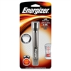 Energizer LED Metal Flashlight w/Batteries - AA - AluminumBody - Silver