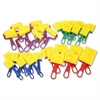 ChenilleKraft Foam Brushes/Rollers Classroom Pack - 40 Brush(es) Plastic