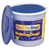ChenilleKraft 3lb Tub Modeling Dough - Modeling - 1 Each - Blue