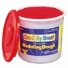 ChenilleKraft 3lb Tub Modeling Dough - Modeling - 1 Each - Red
