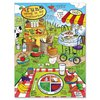 ChenilleKraft Land of Nutrition Giant Puzzle - Theme/Subject: Fun, Learning - Skill Learning: Nutrition, Food, Shape, Grasping - 63 Pieces