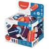Universal Gomstick Erasers Classpack - PVC-free, Phthalate-free, Self-locking, Eco-friendly - 20/Box - Assorted