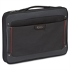 "Sterling STL140-4 Carrying Case (Briefcase) for 17.3"" Notebook - Water Resistant Bottom - Vinyl, Polyester - Handle - 12"" Height x 16.5"" Width x 2"" Depth"