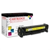 Products Remanufactured Toner Cartridge Alternative For HP 304A (CC532A) - Yellow - Laser - 2800 Page - 1 Each