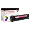 Products Remanufactured Toner Cartridge Alternative For HP 304A (CC533A) - Magenta - Laser - 2800 Page - 1 Each