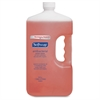 Antibacterial Hand Soap - Crisp Clean Scent - 1 gal (3.8 L) - Kill Germs - Hand - Orange - Moisturizing, Anti-bacterial - 4 / Carton