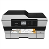 Brother MFC-J6720DW Inkjet Multifunction Printer - Color - Plain Paper Print - Desktop - Copier/Fax/Printer/Scanner - 35 ppm Mono/27 ppm Color Print - 22 ppm Mono/20 ppm Color Print (ISO) - Automatic