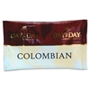 PapaNicholas Coffee 42/CT, Day To Day Colombian Blend Pot Pack - Compatible with Drip-coffee Brewer - Caffeinated - Day To Day Colombian Blend - 42 / Carton