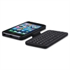 Compucessory iPhone5 Bluetooth Keyboard, 59-Key, Black - Wireless Connectivity - Bluetooth - 59 Key - Compatible with Computer (PC, Mac) - Black