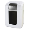 "Compucessory Continuous Duty Cross-cut Shredder - Cross Cut - 14 Per Pass - for shredding Paper, CD, DVD, Paper Clip, Staples, Credit Card - 8.70"" Throat - 6 gal Wastebin Capacity - White"