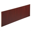 "Modular Mahogany Conference Table Modesty Panel - 45.3"" Width x 15.8"" Depth1"" Thickness - Melamine, Laminate, Particleboard - Mahogany"