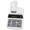 "Canon MP41DHIII Heavy-duty Printing Calculator - Dual Color Print - Dot Matrix - 4.3 lps - Heavy Duty, Auto Power Off, Sign Change, Item Count - 14 Digits - LCD - AC Supply Powered - 3.3"" x 9"" x 14"" -"