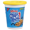 Chips Ahoy! Cookies Go Pak - Chocolate Chip - 3.50 oz - 8 / Carton