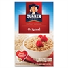 Quaker Oats Foods Instant Oatmeal - Original - Packet - 11.80 oz - 12 / Box