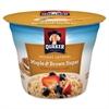 Quaker Oats Oatmeal Express Maple Brown Sugar Cup - Microwavable - Maple, Brown Sugar - 1 - 1.69 oz - 24 / Carton