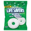 Wrigley Life Savers Hard Candies - Wintergreen - Individually Wrapped - 6.25 oz - 1 Bag