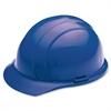 SKILCRAFT Cap Style Safety Helmet - Blue - Nylon, Polyethylene - Blue - 1 Each