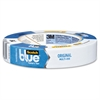 "ScotchBlue Painter's Tape Original Multi-Use - 0.94"" Width x 60 yd Length - 3"" Core - Rubber Resin - Rubber Backing - Adhesive, Residue-free - 1 Roll - Blue"