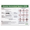 "GHS Label Guideline English Poster - 24"" Width x 18"" Height - Assorted"