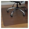 "Trendsetter D.Cherry Woodgrain Chairmat - Hardwood Floor, Wood Floor, Tile Floor - 48"" Length x 36"" Width - Rectangle - Dark Cherry"