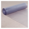 "ES Robbins Vinyl Runner - Carpet - 10 ft Length x 27"" Width - Rectangle - Vinyl - Clear"