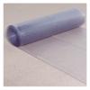 "Vinyl Runner - Carpet, Floor, Entryway, Hallway - 27"" Length x 20 ft Width - Rectangle - Vinyl - Clear"