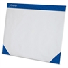 "Ampad Desk Pad - Rectangle - 22"" Width x 17"" Depth - 50 Sheets - Chipboard - White"