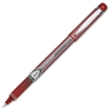 Grip Extra-fine Rollerball Pens - Extra Fine Point Type - Needle Point Style - Red - Red Barrel - 1 Dozen