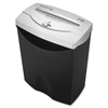"Shredstar S10 Strip-cut Shredder - Strip Cut - 13 Per Pass - for shredding Paper, Paper Clip, Staples - 19.60 ft/min - 8.60"" Throat - 4.20 gal Wastebin Capacity - Black, Silver"