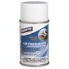 Genuine Joe Metered Dispenser Air Freshener Spray - Aerosol - Spice - 30 Day - 12 / Carton - Odor Neutralizer