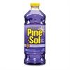 Pine-Sol Lavender Multi-surface Cleaner - 0.38 gal (48 fl oz) - Lavender Scent - 8 / Carton - Purple