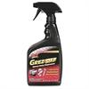 Spray Nine Permatex Grez-Off Heavy Duty Degreaser - Ready-To-Use Spray - 0.25 gal (32 fl oz) - Bottle - 12 / Carton - Clear
