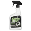 Concentrated Cleaner/Degreaser - Concentrate Liquid Solution - 0.27 gal (34 fl oz) - 6 / Carton - Clear