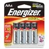 Max Alkaline AA Batteries - AA - Alkaline - 192 / Carton