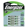 e2 Rechargeable 850mAh AAA Batteries - 850 mAh - AAA - Nickel Metal Hydride (NiMH) - 96 / Carton