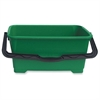 Unger Heavy-duty 6-gallon Pro Bucket - 24 quart - Green