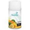 TimeMist Metered Dispenser Citrus Scent Refill - Aerosol - 6000 ft³ - 6.6 fl oz (0.2 quart) - Citrus - 30 Day - 12 / Carton - Long Lasting, Odor Neutralizer