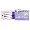 Naturelle Plus Sanitary Napkins - Individually Wrapped, Anti-leak, Highly Absorbent, Comfortable - 250 / Carton - White