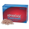 "Alliance Advantage Rubber Bands, #12 - Size: #12 - 1.75"" Length x 63 mil Width - 1 / Box - Natural"