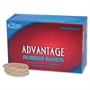 "Alliance Advantage Rubber Bands, #32 - Size: #32 - 3"" Length x 0.13"" Width - 1 / Box - Natural"